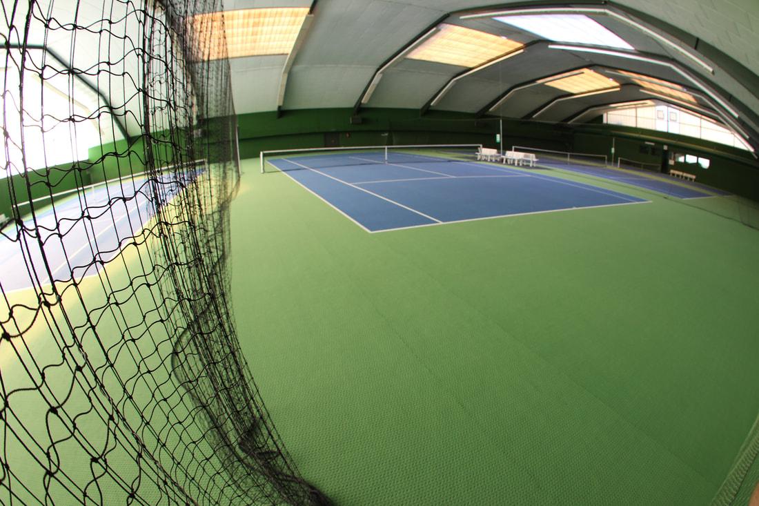 Tennishalle Lohe c